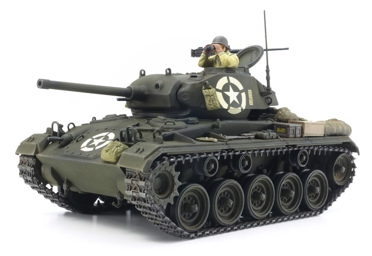 Tamiya M24 Chaffee Tank 1/35 37020